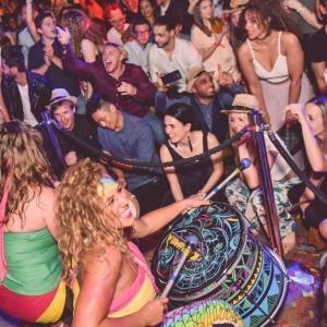KATUMBA drum Manchester Revolucion de Cuba Party 2017