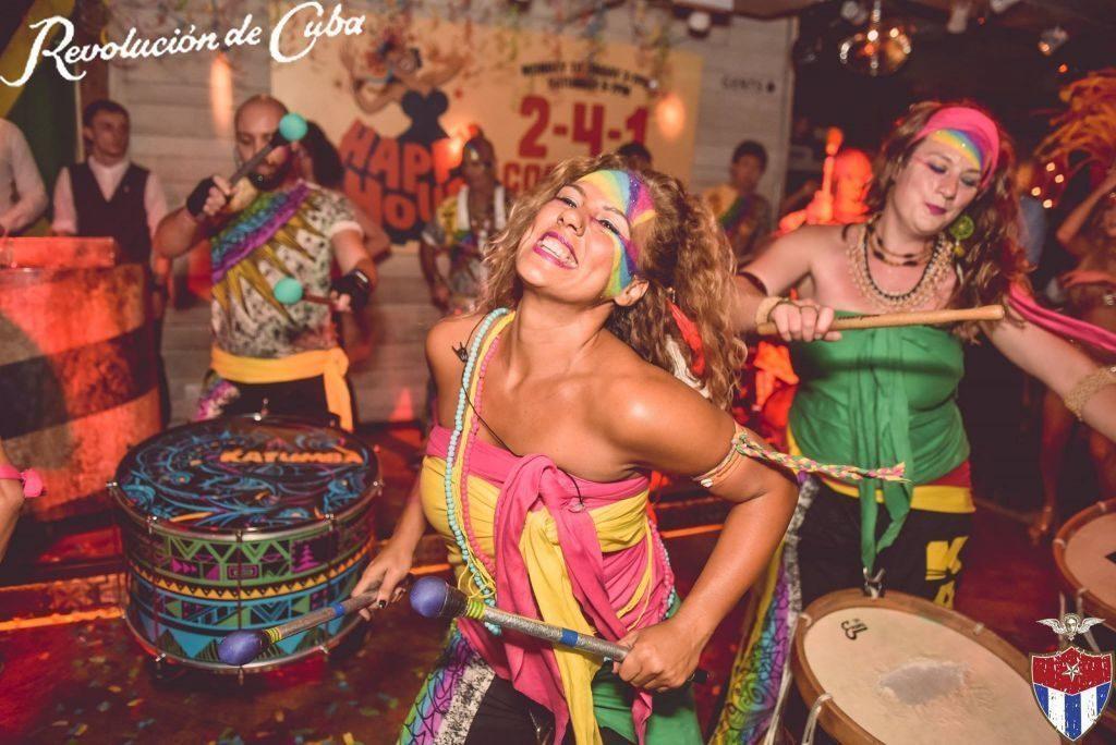 KATUMBA Manchester Revolucion de Cuba Party 2017