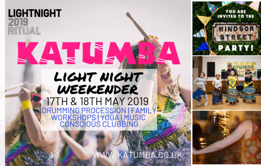 Light Night weekender 2019